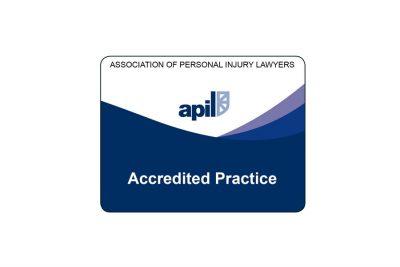 APIL Accredited Practice Logo