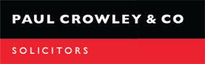 Paul Crowley & Co Solicitors Retina Logo
