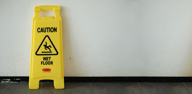 Slips, Trips & Falls Claims, Liverpool Accident Solicitors