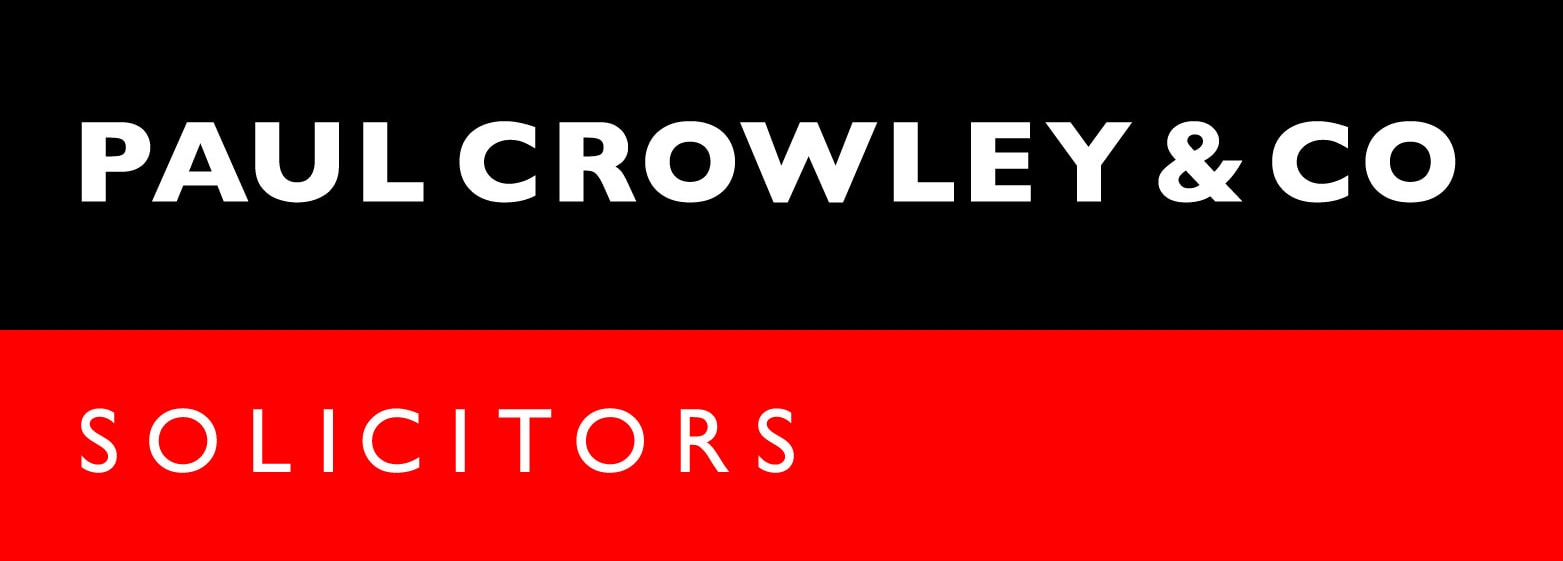 Paul Crowley & Co Solicitors Logo